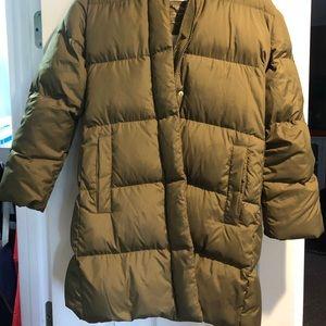 CrewCuts long puffer coat!
